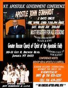 Apostles Mandate