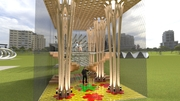 Hexagon Pavilion