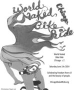 Support Naked Ride