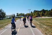 Lakefront Trail Bike Buddies!