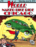 Chicago Naked Ride