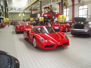 Driving Ferraris in Munich