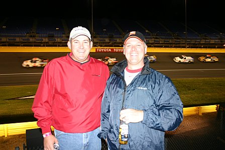 Palmer and Metter at Charlotte