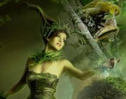 Gaia Mother Earth,Gaia Madre Tierra