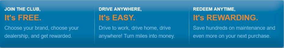 It Pays to Drive™ OdoClub® www odoclub com