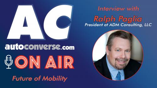 Ralph Paglia on AutoConverse