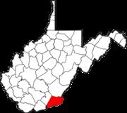 Monroe County, WV