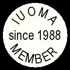 IUOMA member since .....