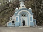 Храм Иверской Божьей Матери. Дантово ущелье. Январь 2008г.