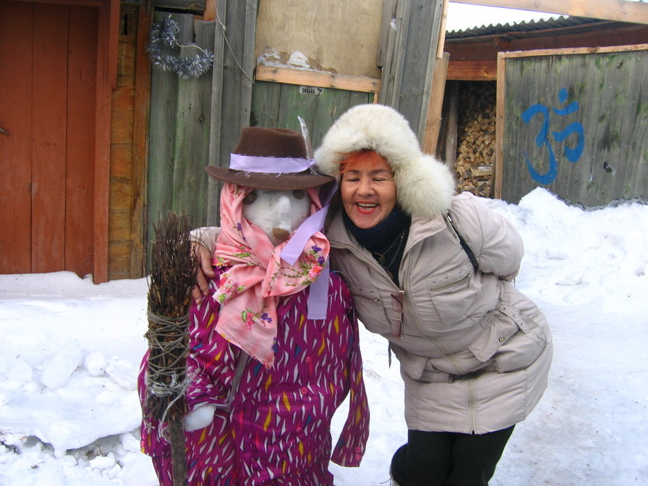 ШантИ со Снеговушкой!