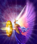 Высокие вибрации. Духовный мир. Архангел Михаил