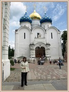 Троице-Сергиева Лавра в Сергиевом-Посаде