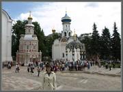 Успенский кладезь и храм во имя сошествия Святого Духа на апостолов