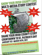 Show Your Irish County Love Contest