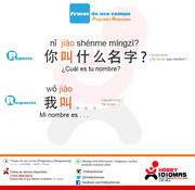 Preguntas y Respuestas en Chino Mandarin