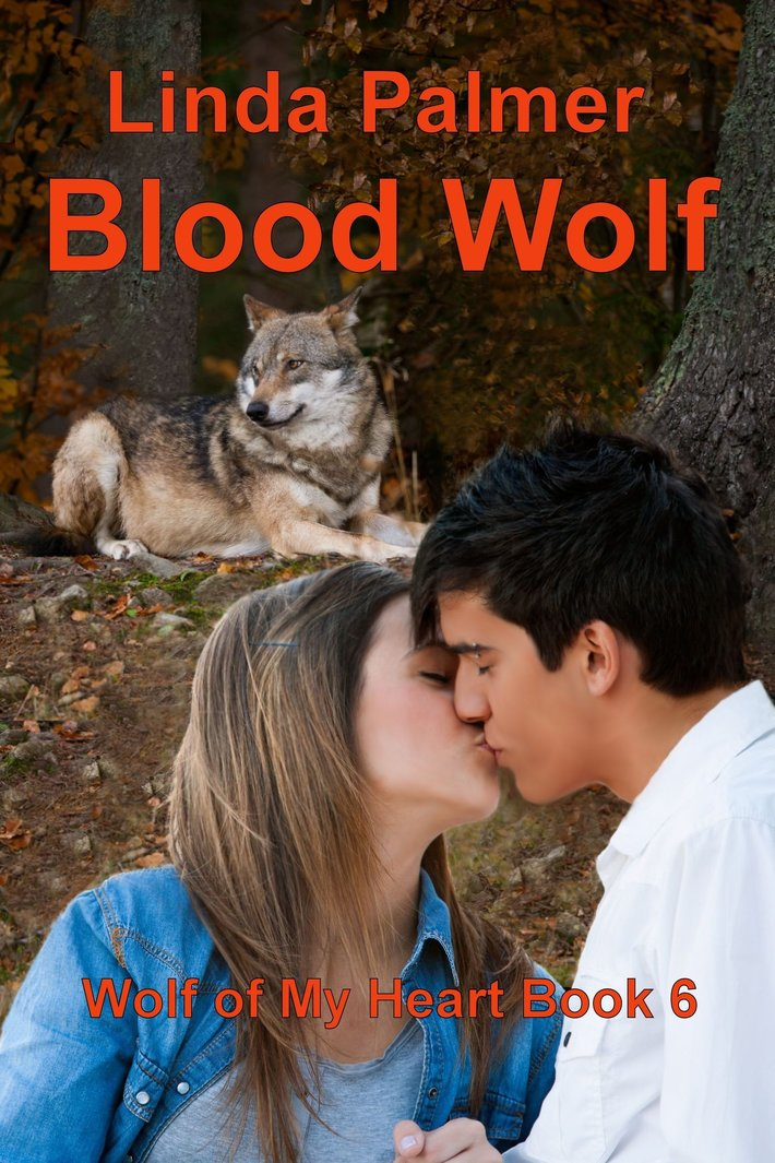 Blood Wolf-Wolf of my Heart #6