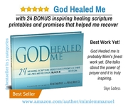 God Healed Me