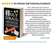 The Holy Grail of Book Launching & Book Publishing