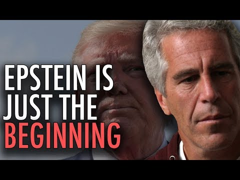 Epstein Was Just the Beginning for Trump's DOJ
