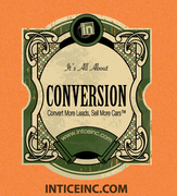 It's All About Conversion
