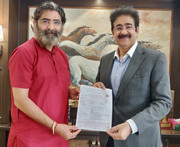 Sandeep Marwah Patron To Mission Green Foundation
