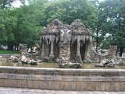 необычный фонтан)