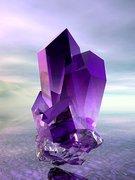 Аметистовые кристаллы
