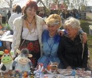 Берегиня-Шанти на сказочном фестивале.