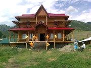 Храм Солнца п.Баштала Уймонская долина Алтай