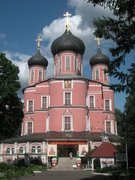 Ангелы Донского монастыря