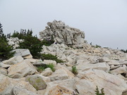хребет Зюраткуль вершина