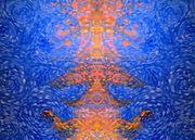 """Картина -медитация """"Шаманские сны"""""""