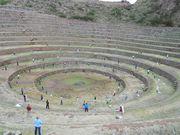 Священная долина Инков. Мораи. Перу