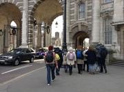 ЛОНДОН - Букингемский дворец