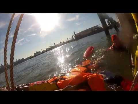 FDNY Water Rescue Drill