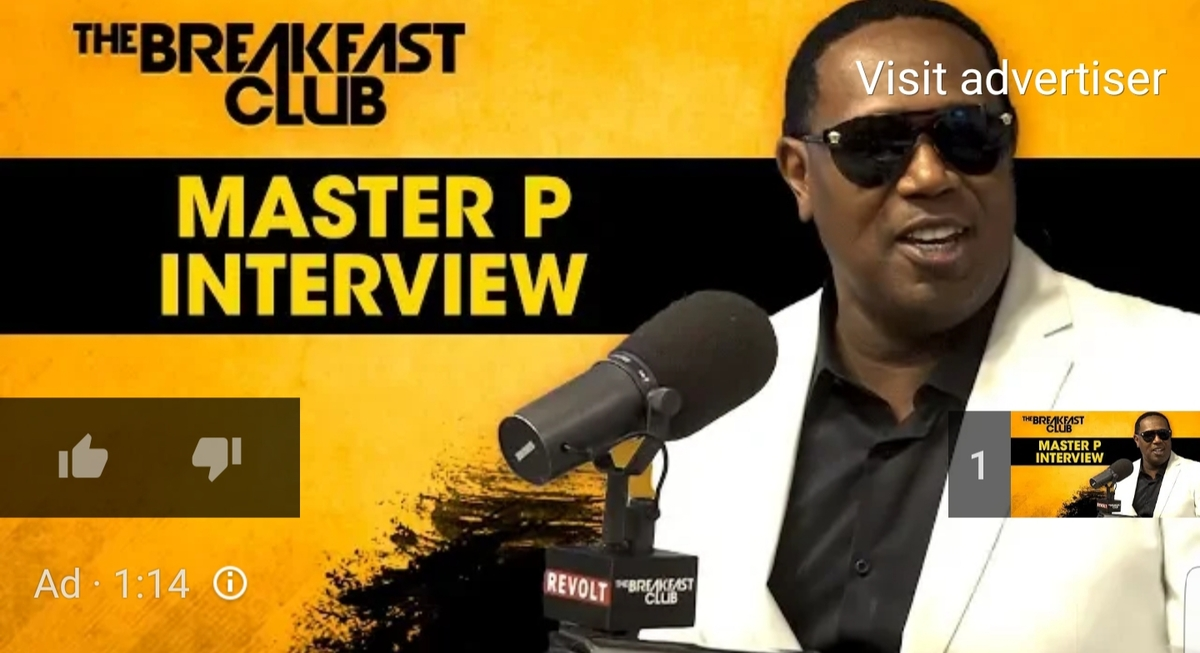 Master P Talks 'I Got The Hook Up 2', Thoughts On Tyler Perry + Black Hollywood on The Breakfast Club