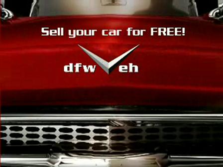 TV Commercial: dfwVehicles.com