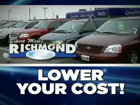 Upgrade Your Ride and Save Gas, Time and Money by Driving a Certified Preowned Ford from Richmond Ford - CPO TV RICHMOND, VA