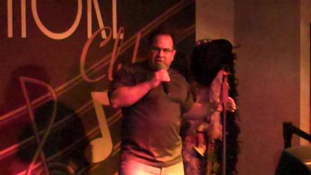Digital Dealer 6 - karaoke night - Gilbert Chavez