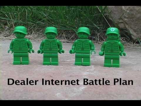 Dealer Internet Battle Plan promo