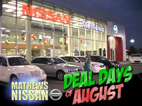 Our Latest Nissan AD...