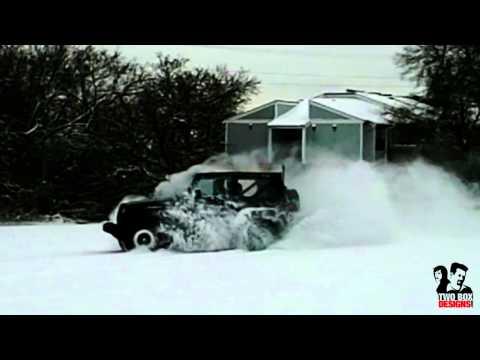 Snow Day Jeep - Two Box Designs