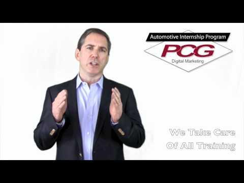 Automotive Internship For Digital Marketing and Social Media