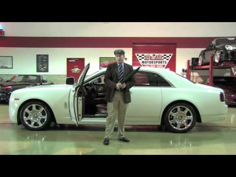 Rolls-Royce Ghost--D&M Motorsports Test Drive Review HD