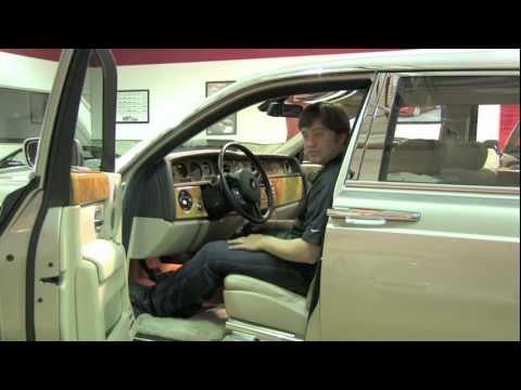 Rolls-Royce Phantom--Automotive Media Group Video Test Drive and Walk Around -- SOLD!!!