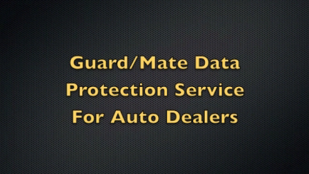 Guard/Mate Data Protection Service For Auto Dealers