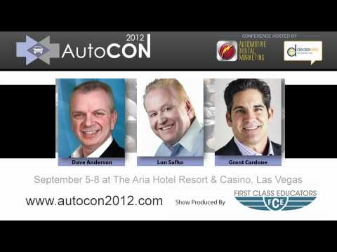 AutoCon 2012 Promotional Video by Bobby Compton