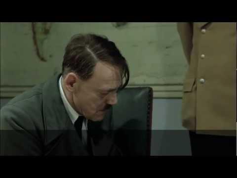 Hitler's Reaction to the recent Google Penguin update (04-24-2012)