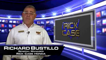 Richard Bustillo of Rick Case Honda on AutoCon 2012