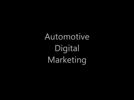 Automotive Digital Marketing - Spread the Word